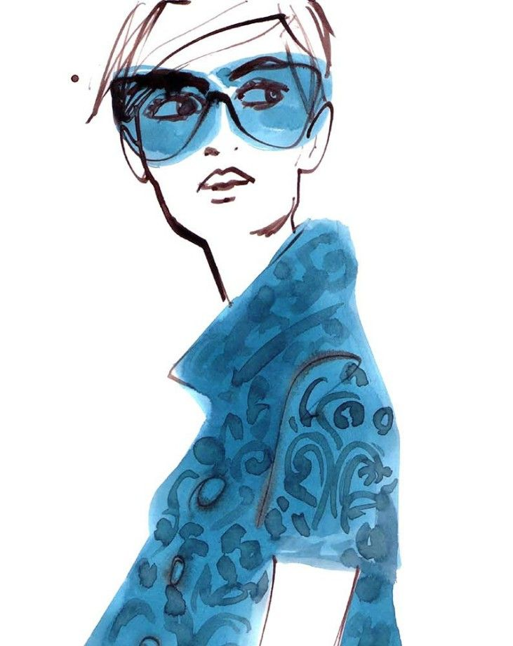 illustration-izak-blue-girl.jpg - IZAK | Virginie
