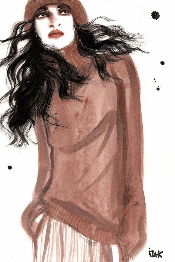 illustration-izak-brune.jpg - IZAK | Virginie