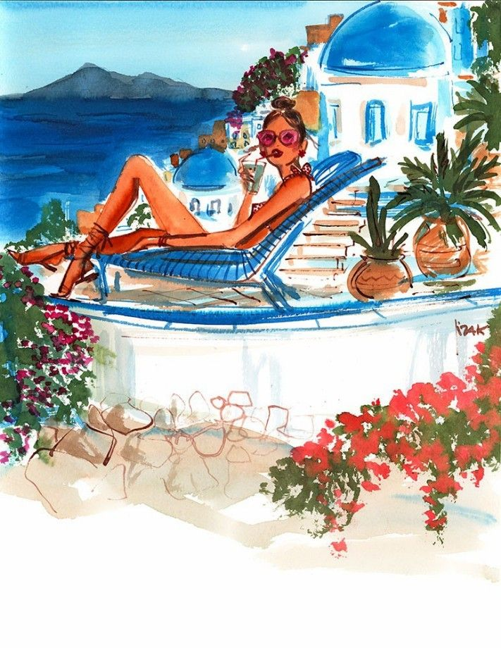 illustration-izak-santorini.jpg - IZAK | Virginie